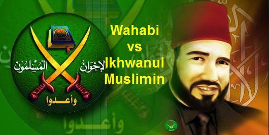 Ideologi  Wahabi dan Ikhwanul Muslimin