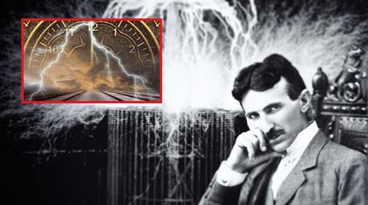 Nikola Tesla: Pude ver el pasado, el presente y el futuro al mismo tiempo