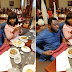 Mercy Johnson And Husband Having a Romantic Dinner