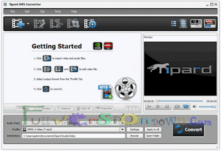 Download Tipard MTS Converter 7.1.58 Full Version