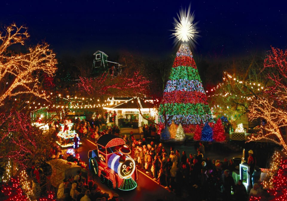 SDC Christmas Parade Schedule Broadway Show and XMas Musicals – Branson Tourist Map