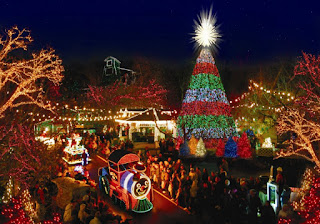 silver dollar city christmas parade, sdc christmas shows