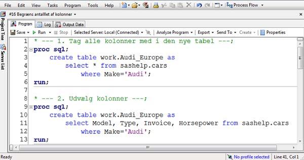 Keunggulan Aplikasi Statistik SAS