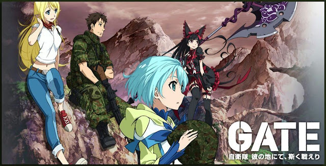 Rekomendasi Anime Military Part 1
