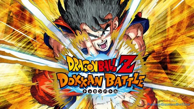 DBZ dokkan Battle