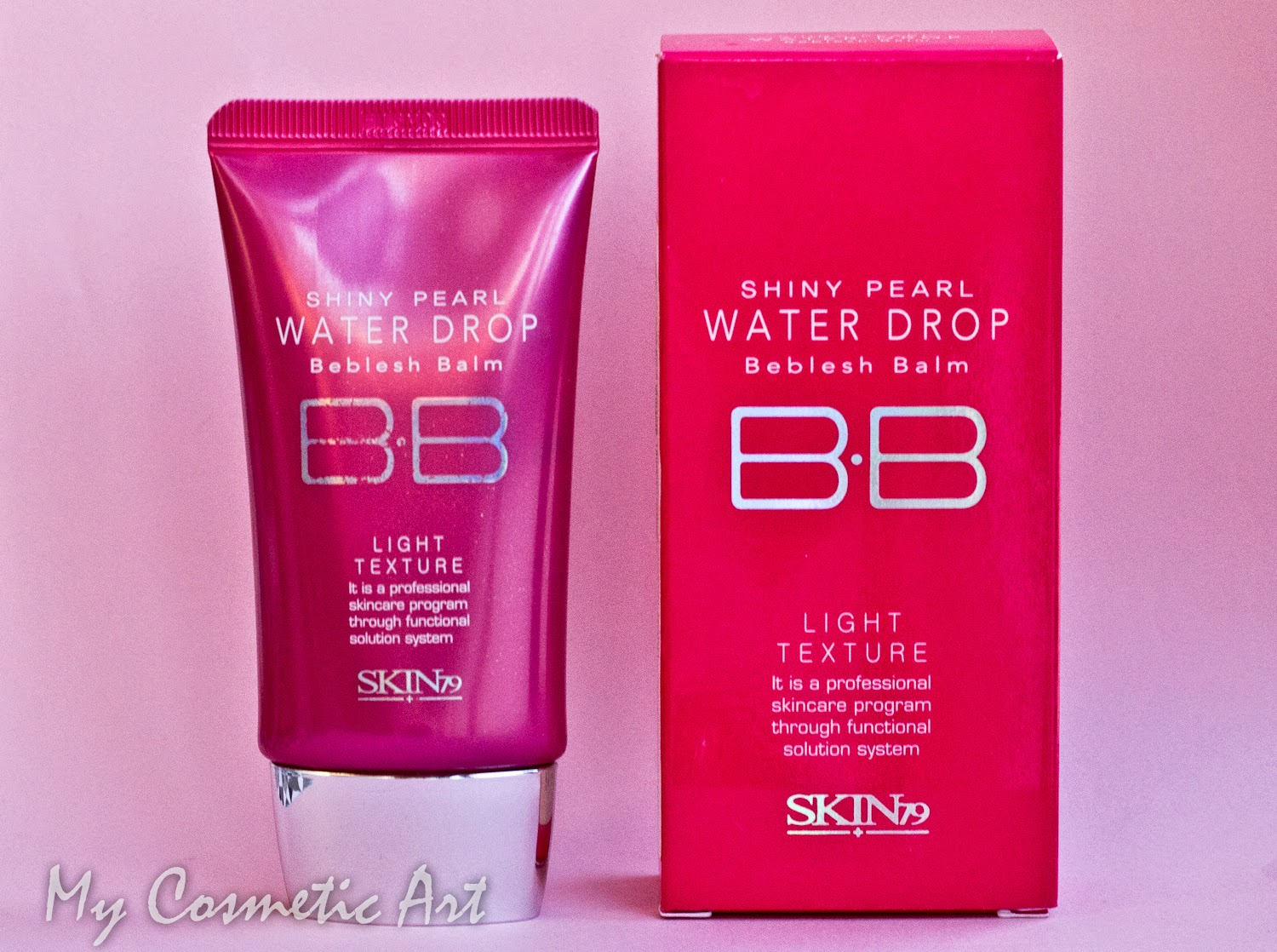 Shiny Pearl Water Drop Beblesh Balm Skin79
