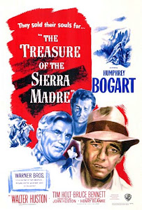 The Treasure of the Sierra Madre Poster