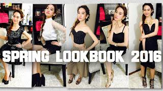 Spring 2016 Lookbook