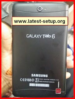 Samsung Clone Galaxy Tab 6 Update Firmware Flash File Download