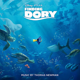 Thomas Newman - Finding Dory (OST) (2016) - Album Download, Itunes Cover, Official Cover, Album CD Cover Art, Tracklist