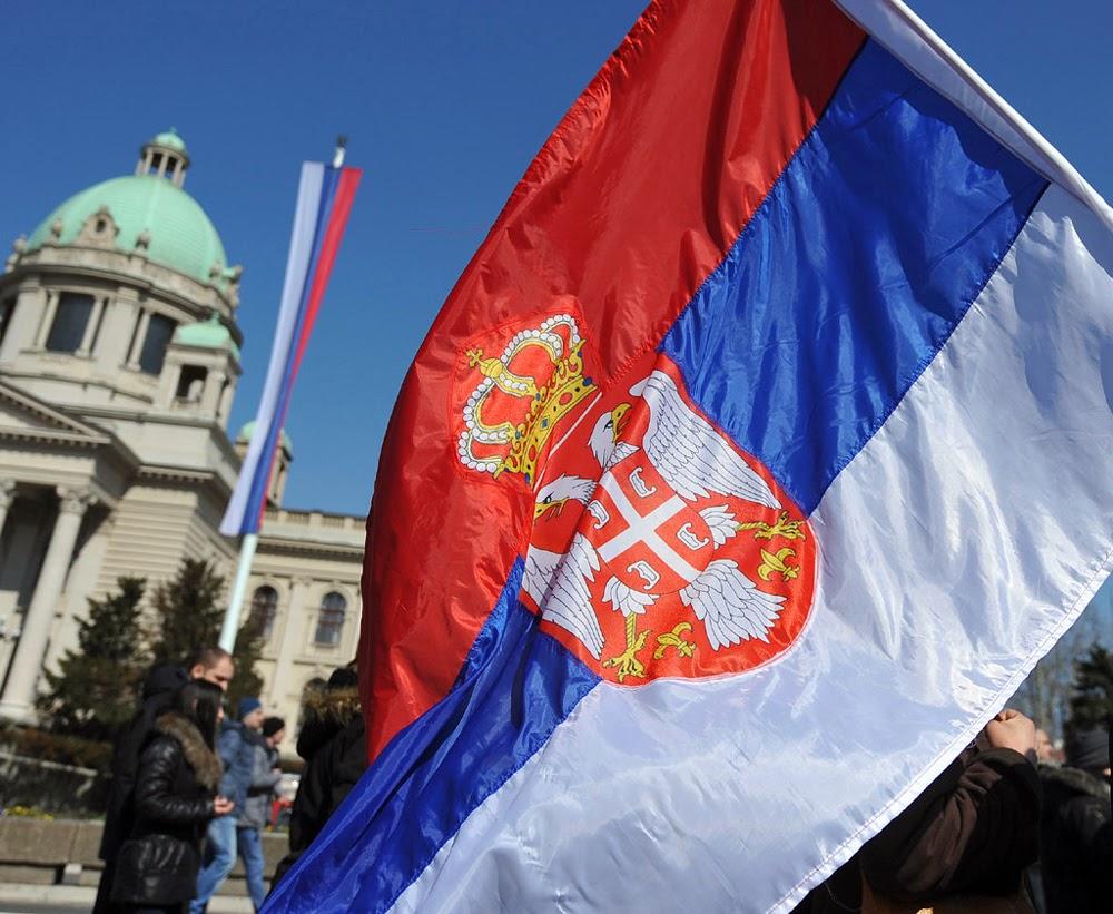 3d Broken Glass Wallpapers Graafix Flag Of Serbia