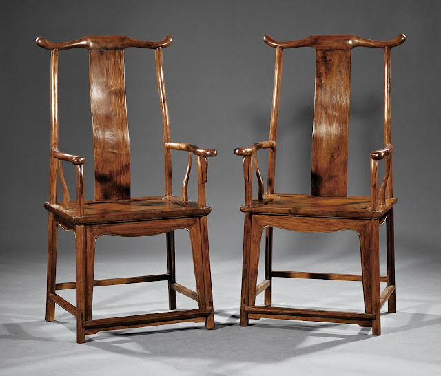 Chairs Furniture: Fiorito Interior Design: Know Your Chairs: Chinese Yoke