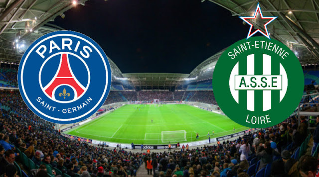 Prediksi PSG vs Saint-Etienne