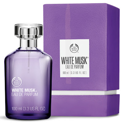 white musk, the body shop