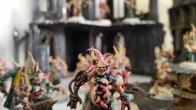 poxwalkers nurgle zombies death guard chaos