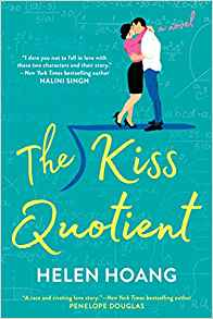 "February 2019's Book of the Month is ""The Kiss Quotient"""