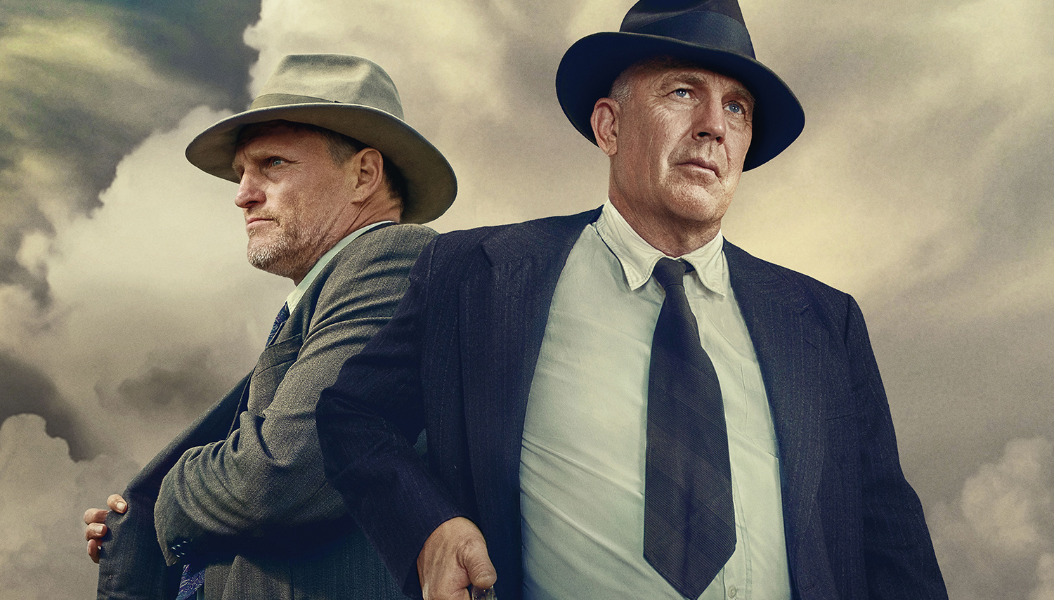 the highwayman, kevin costner, woody harrelson, bonnie i clyde, netflix, recenzja filmu