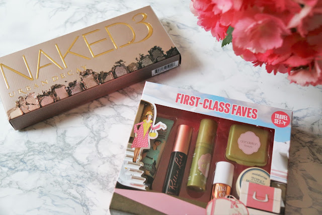 Beauty Haul Blog Post