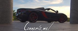 McLaren 12C Silhouette