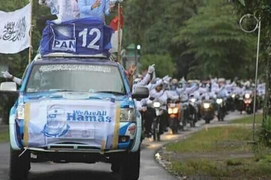 Kerahkan Jutaan Kader, Bukti Militansi PAN Menangkan Prabowo-Sandi
