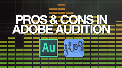 Kelebihan dan Kekurangan Adobe Audition - Hog Pictures