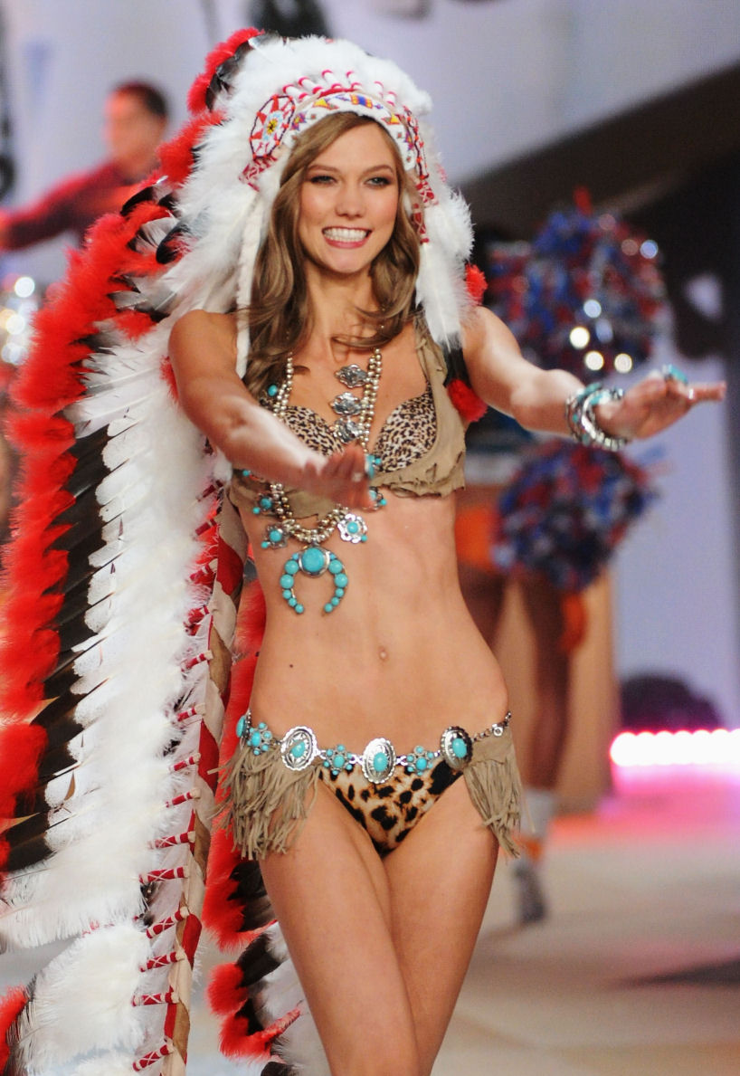 Victoria's Secret Karlie Kloss 2012