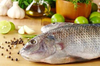 4 Tips Hilangkan Bau Ikan Selepas SIang
