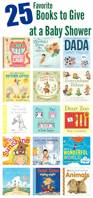 25 Favorite Books to Gift for a New Baby || The Chirping Moms