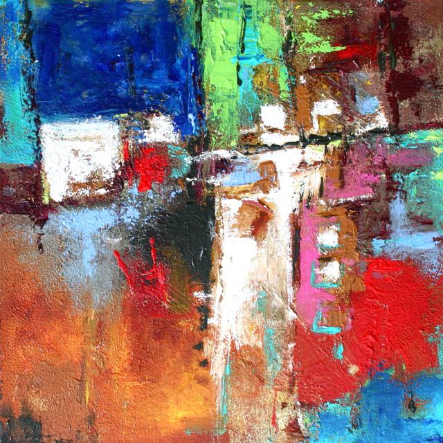 Elizabeth Chapman Art Junction Contemporary Abstract