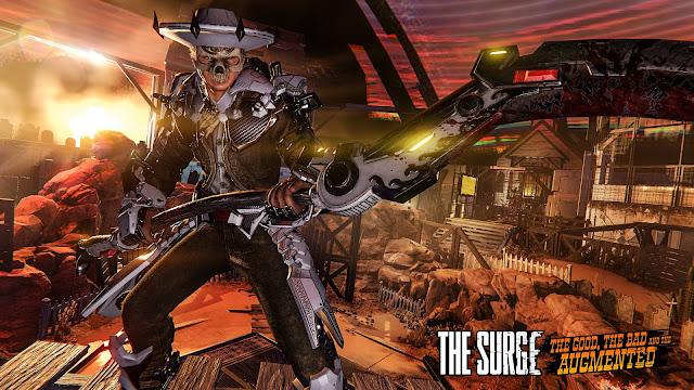 تحميل لعبه The Surge Complete Edition v42854  All DLCs 2018  للكمبيوتر برابط واحد مباشر