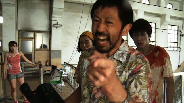 Screenshot Film One Cut of The Dead (2017). 1