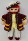 King Henry VIII Doll Knitting Pattern