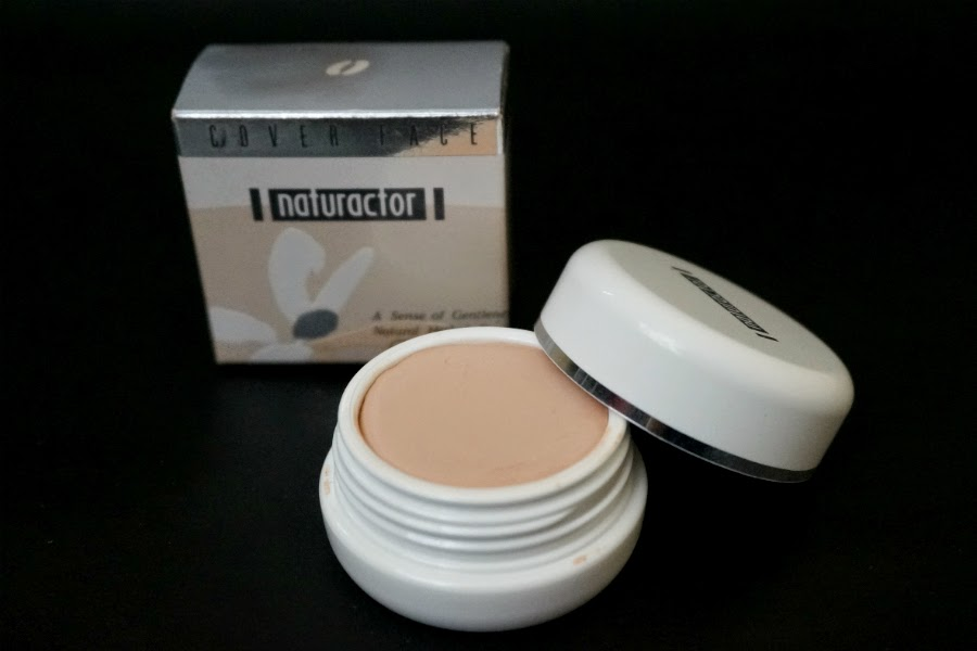 Naturactor Cover Face Concealer Foundation
