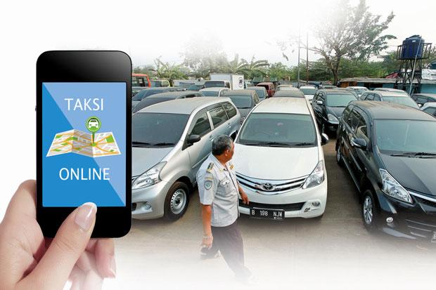Kini Taksi Online Boleh Operasi Di Bandara Soekarno Hatta