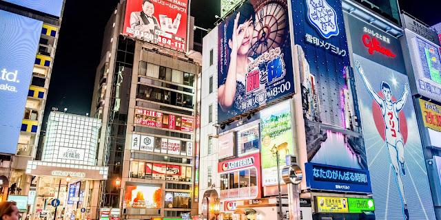 Ini Tempat Yang Wajib Kamu Kunjungi Pada Saat di Osaka Jepang