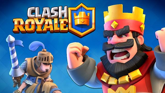 Clash Royale Apk Terbaru