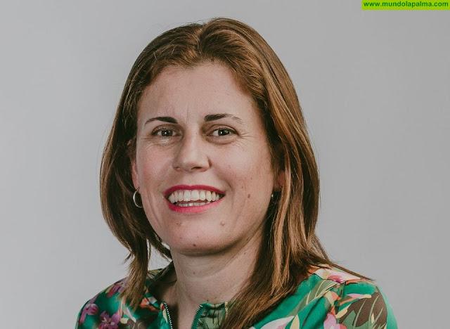 """Macarena Rodríguez: """"San Andrés y Sauces tiene que crecer a una mayor velocidad"""""""