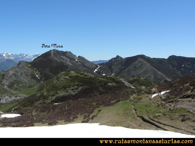 Transcantábrica Tarna-Ponga: Peña Mora y collada de Valdemagán