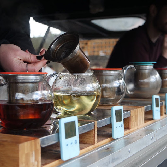 good and proper tea co brockley market south london street food