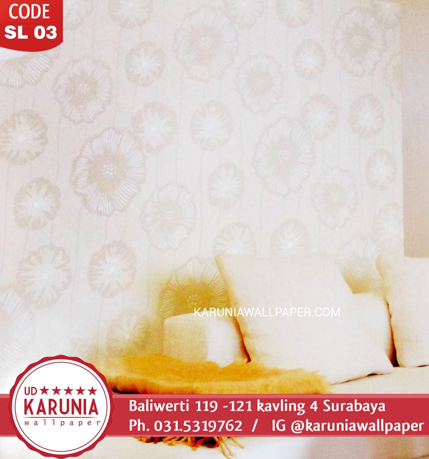 jual wallpaper dinding kamar di surabaya murah