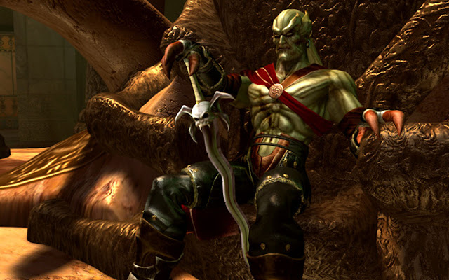 Legacy of Kain - Soul Reaver - Captura 1