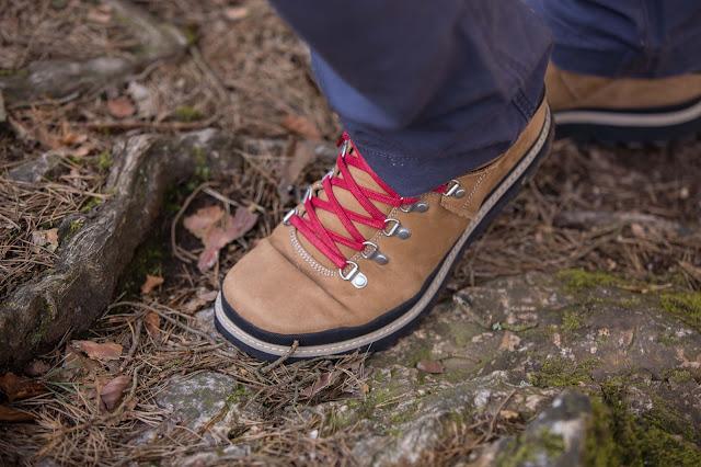 Gear Review Volcom Outlander Boot  Outdoor Stiefel  Wanderschuh für leichtes Terrain im stylischen Vintage-Look 05