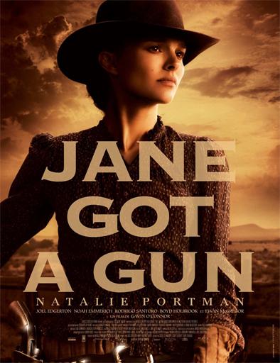 Ver La venganza de Jane (Jane Got a Gun) (2015) Online