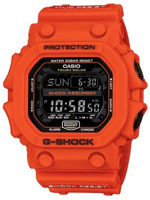 Casio G Shock Mens Watch Gx56 4d