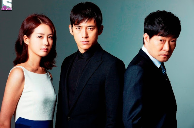 Korean Drama Series, Empire of Gold, Yoon Seung Ah, Go Soo