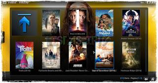 """Como instalar o Add-On """"Velocity"""" no Kodi - Filmes, Séries de TV de várias fontes da internet"""