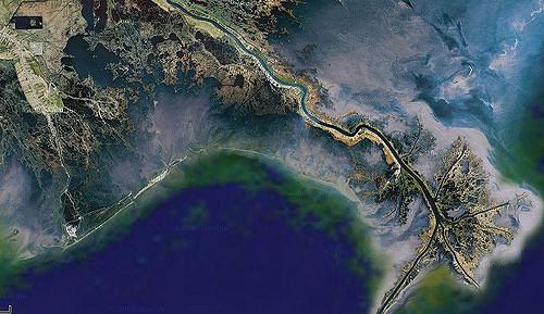 Bentukkan Hasil Sedimentasi
