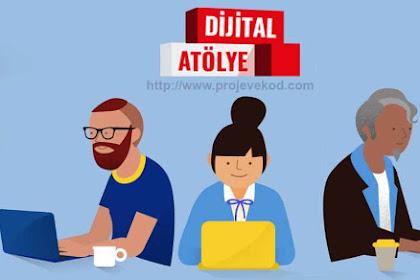 Google'dan Ücretsiz Eğitim ve Sertifika Dijital Atölye