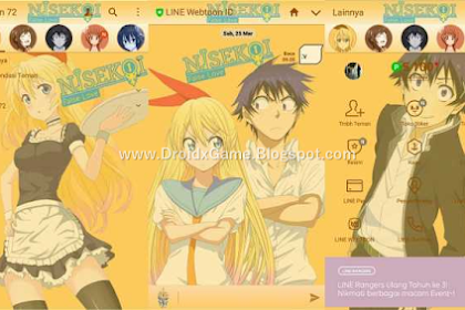 Download Tema Line Anime Nisekoi