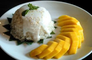 Resep Dan Cara Membuat Mngo Sticky Rice